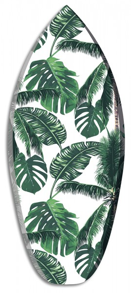 """Tropical"" Surfboard"