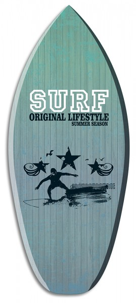 """Original Lifestyle"" Surfboard"