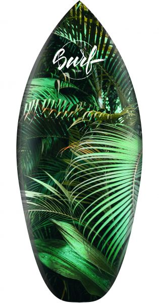 """Dschungel Surf Club"" Surfboard"